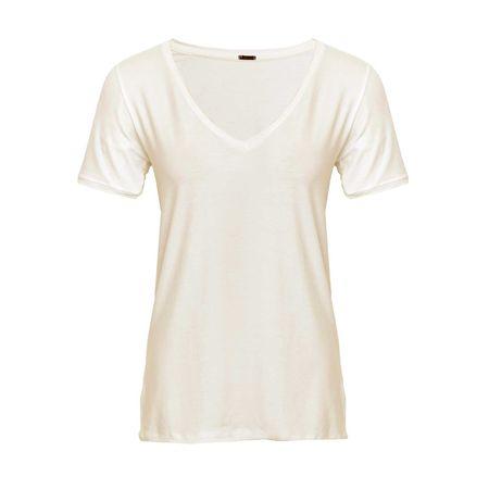 T-shirt Gola V OffWhite