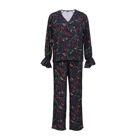 Pijama Longo E. Trigo