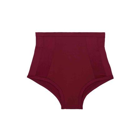 Calcinha Hot Pants Janela Tule Lambada