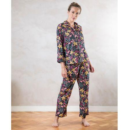 Pijama Longo E. Dahlia