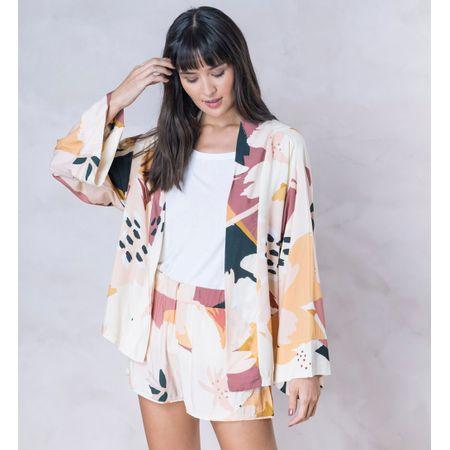Kimono Curto E. Paraíso Santes