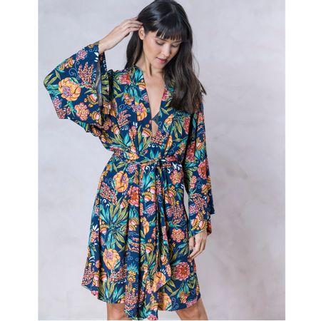Kimono Longo E. Piña Santes