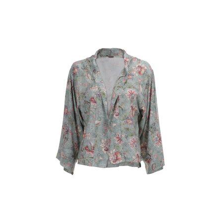 Kimono Curto E. Fiore Santes