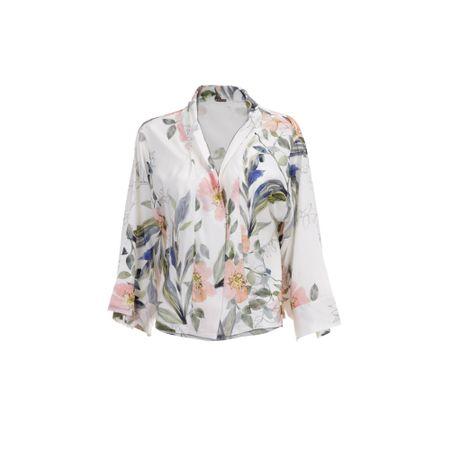 Kimono Curto E. Aquarelada Santes