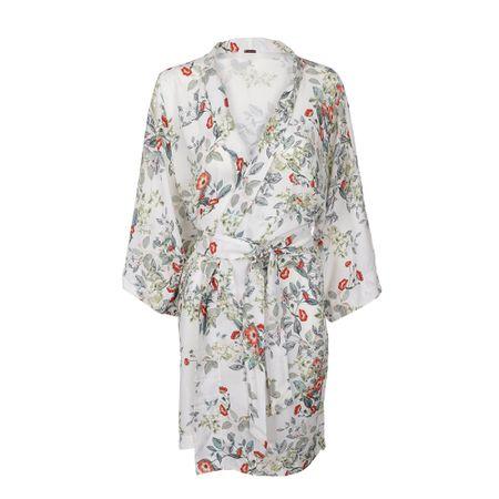 Kimono Longo E. Fyllo Santes