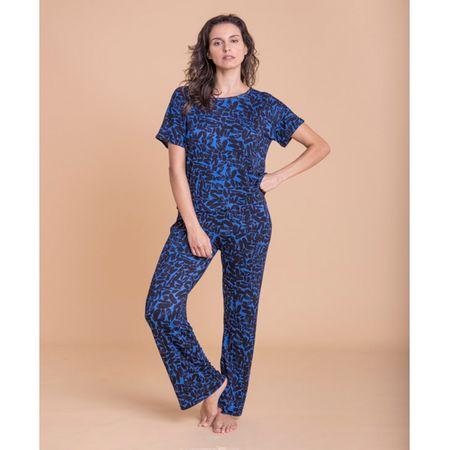 Pijama Longo E. Olivia Tricot