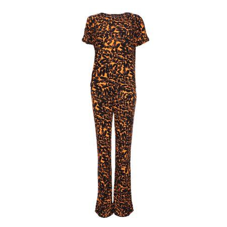 Pijama Longo E. Virginia Tricot