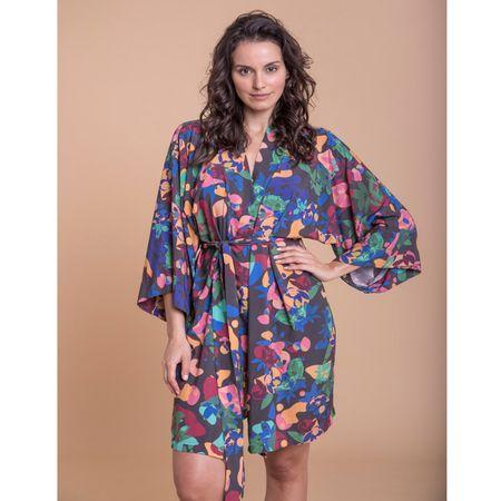 Kimono Longo E. Tarsila Santes
