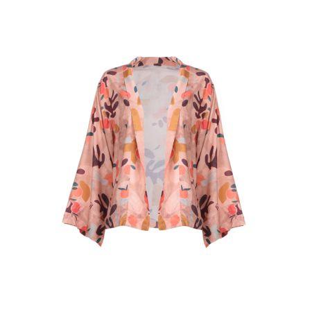 Kimono Curto E. Caterine Santes