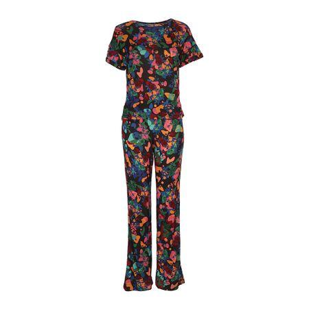 Pijama Longo E. Tarsila Tricot