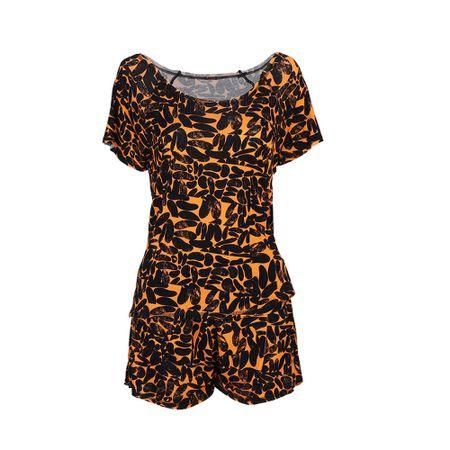 Pijama Curto E. Virginia Tricot